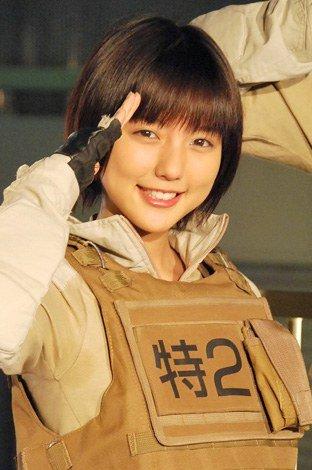 Mano Erina - Patlabor Live Action Adaptation Lead Role